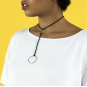 CHOKER | gold plated silver